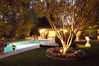 Landscape Lighting Salt Lake City